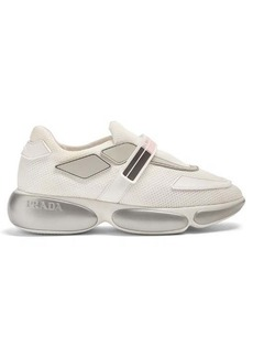 Prada Cloudbust low-top mesh trainers