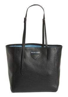 Prada Concept Medium Calfskin Leather Tote