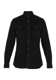 Prada Corduroy shirt