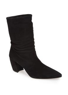 Prada Crescent Heel Bootie (Women)