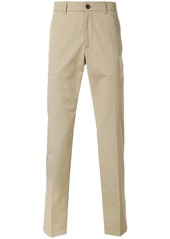 Prada cropped trousers - Nude & Neutrals
