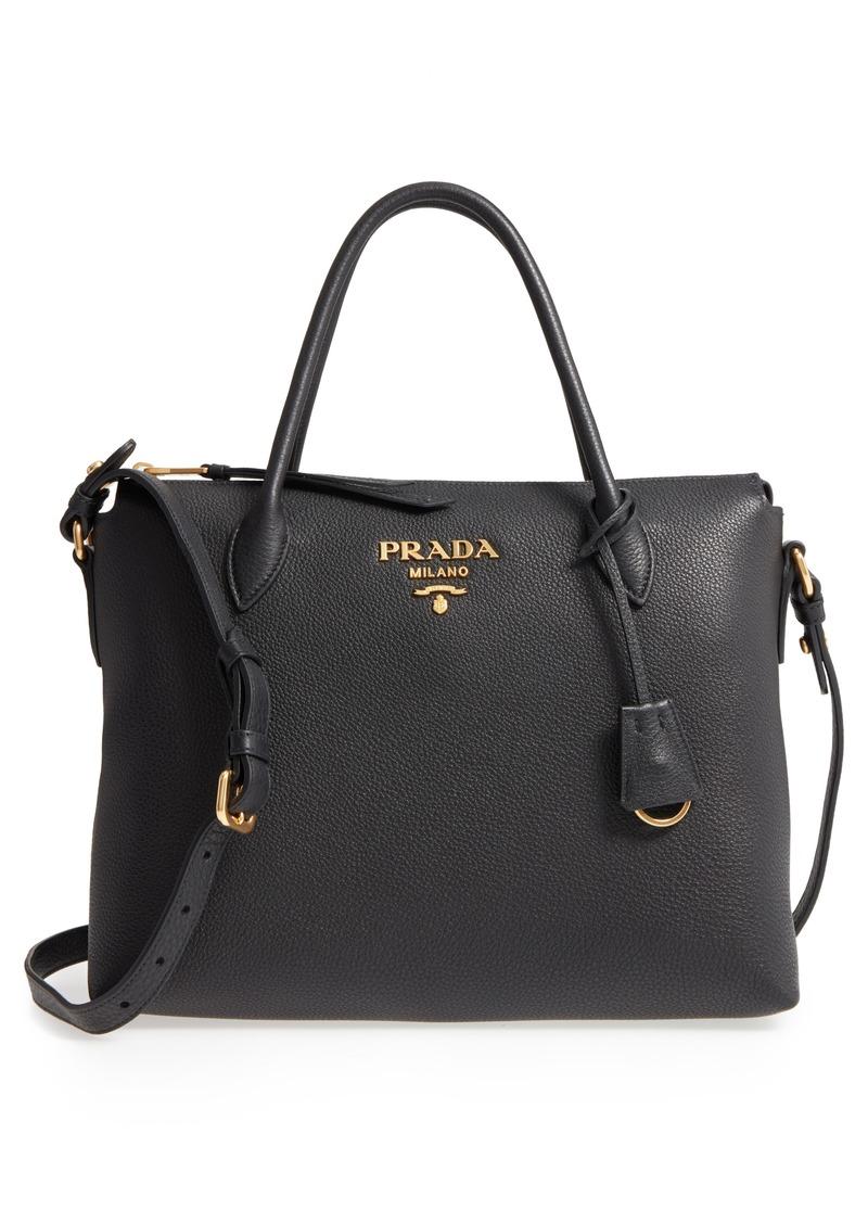 2059903b061b Prada Prada Daino Leather Shoulder Bag