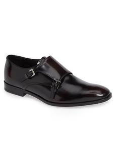 Prada Double Monk Strap Shoe (Men)