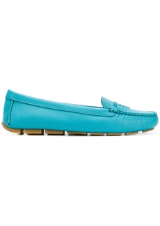 Prada driving loafers - Blue