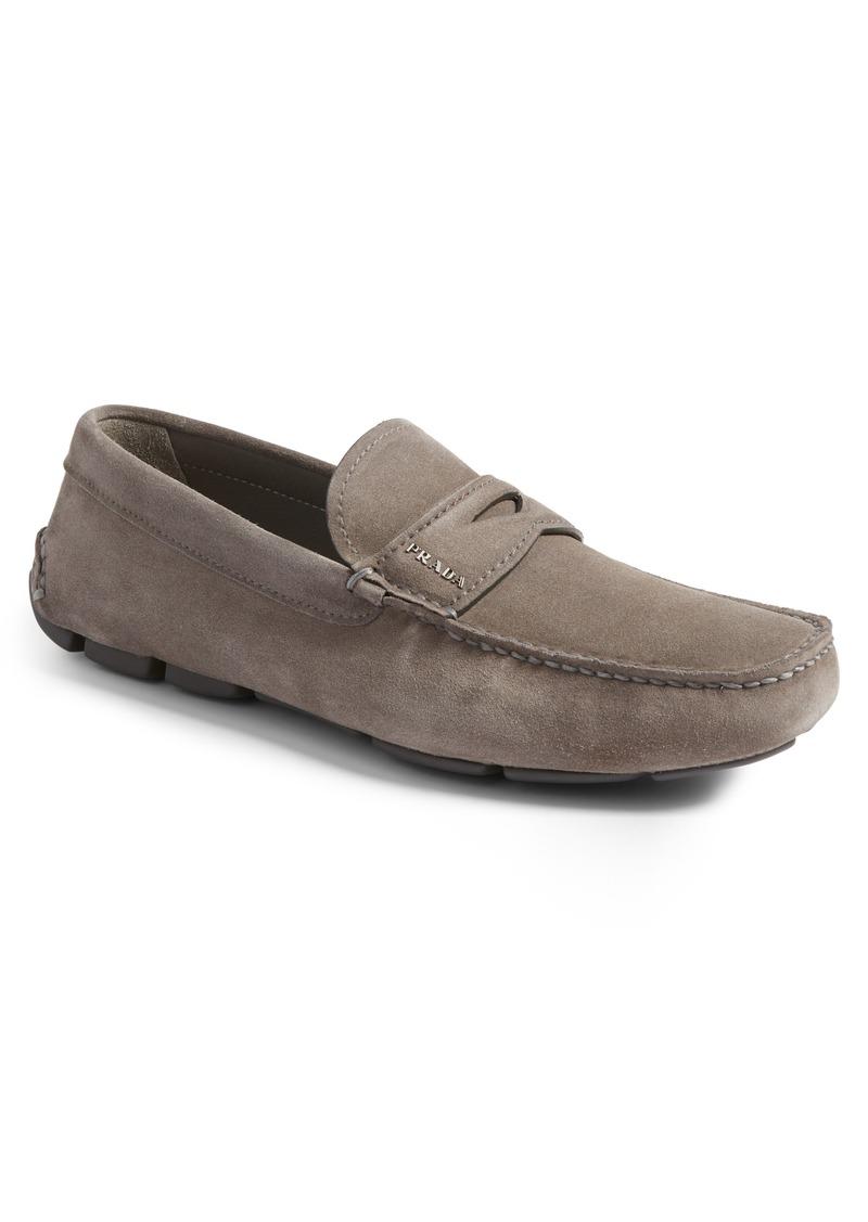Prada Prada Driving Shoe Men Shoes