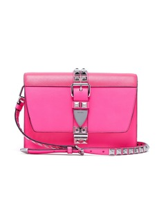 Prada Elektra studded leather shoulder bag