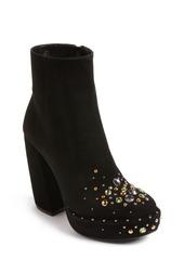 Prada Embellished Platform Boot (Women)