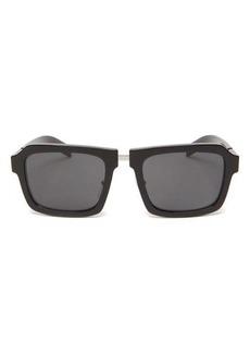 Prada Eyewear Square acetate sunglasses