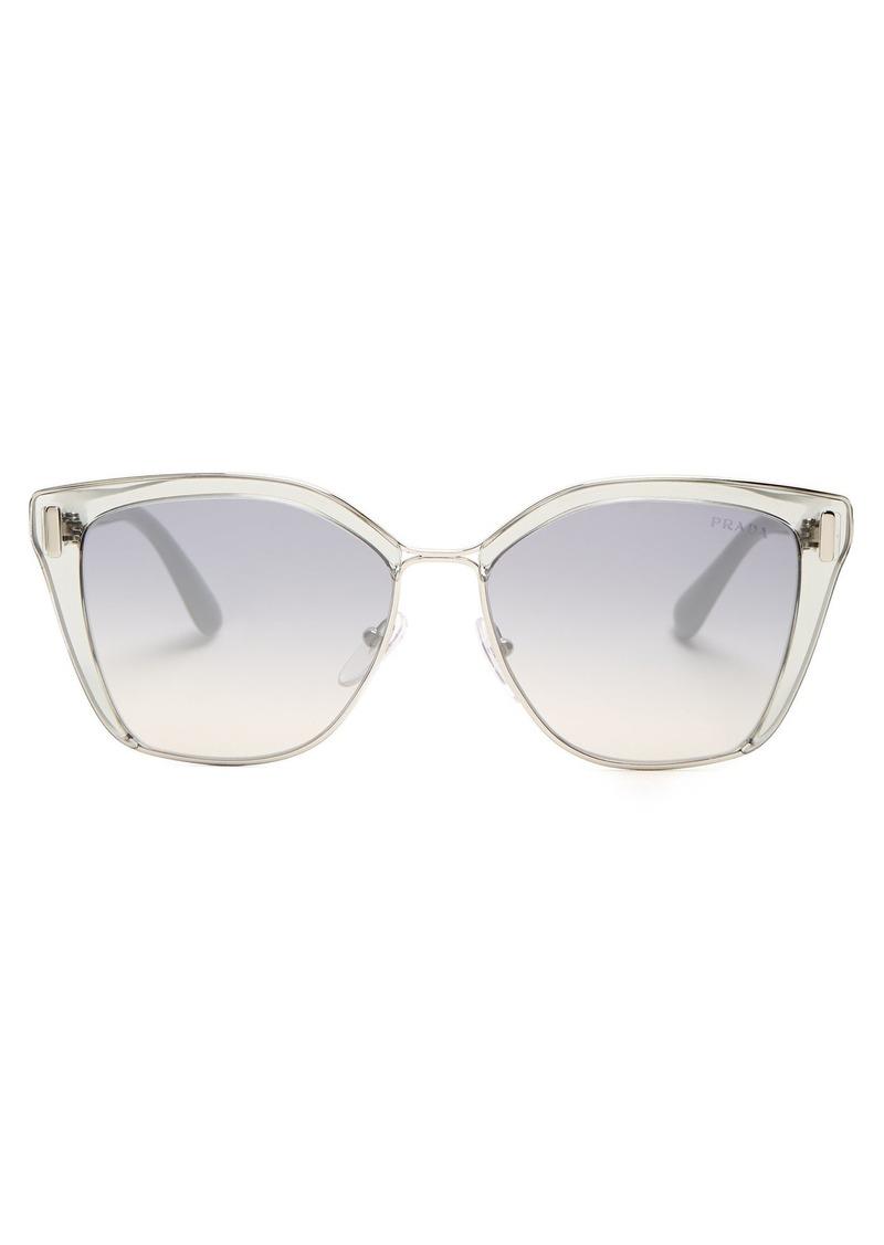7d6bfb25506 On Sale today! Prada Prada Eyewear Square-frame acetate sunglasses