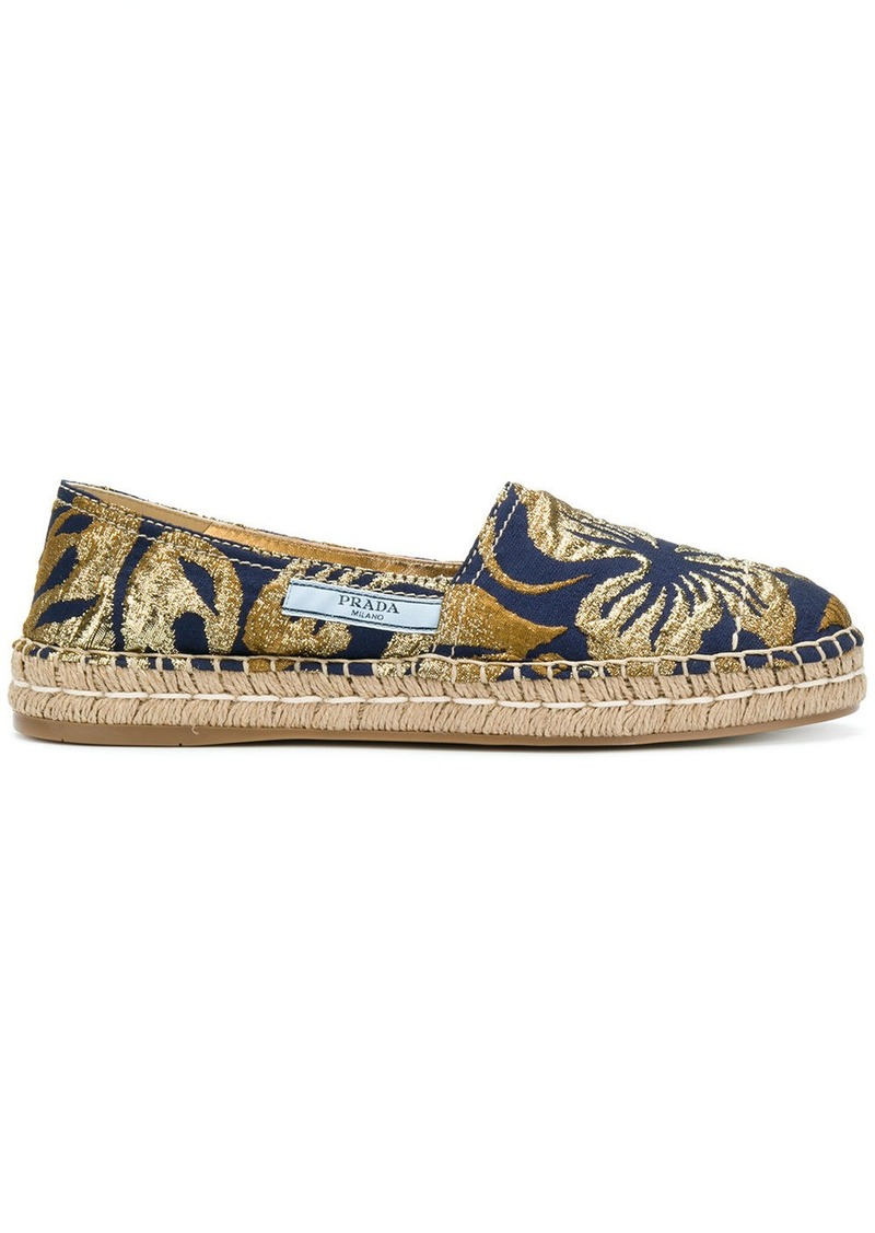 3bc12371446ad floral embroidered espadrilles