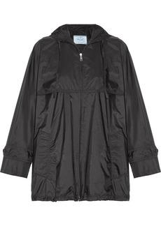 Prada Hooded Shell Jacket