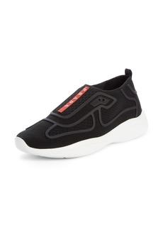Prada Knit Sock Sneaker (Women)