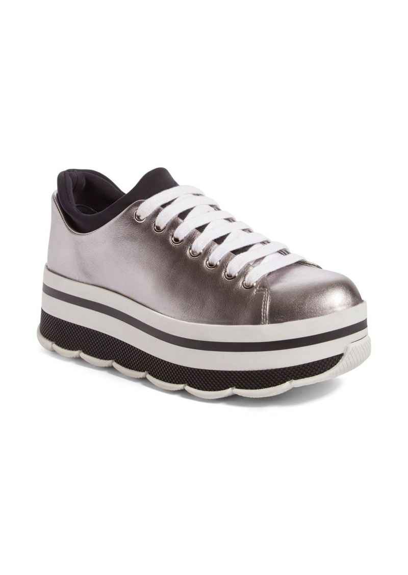 b627e64f4412 Prada Prada Linea Rossa Platform Sneaker (Women) | Shoes