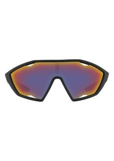 Prada Linea Rossa Shield Sunglasses