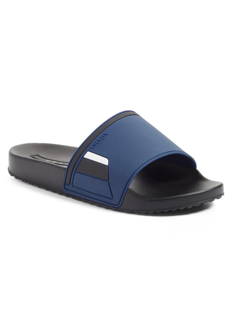 3df76cd65 SALE! Prada Prada Linea Rossa Sport Sandal (Men)