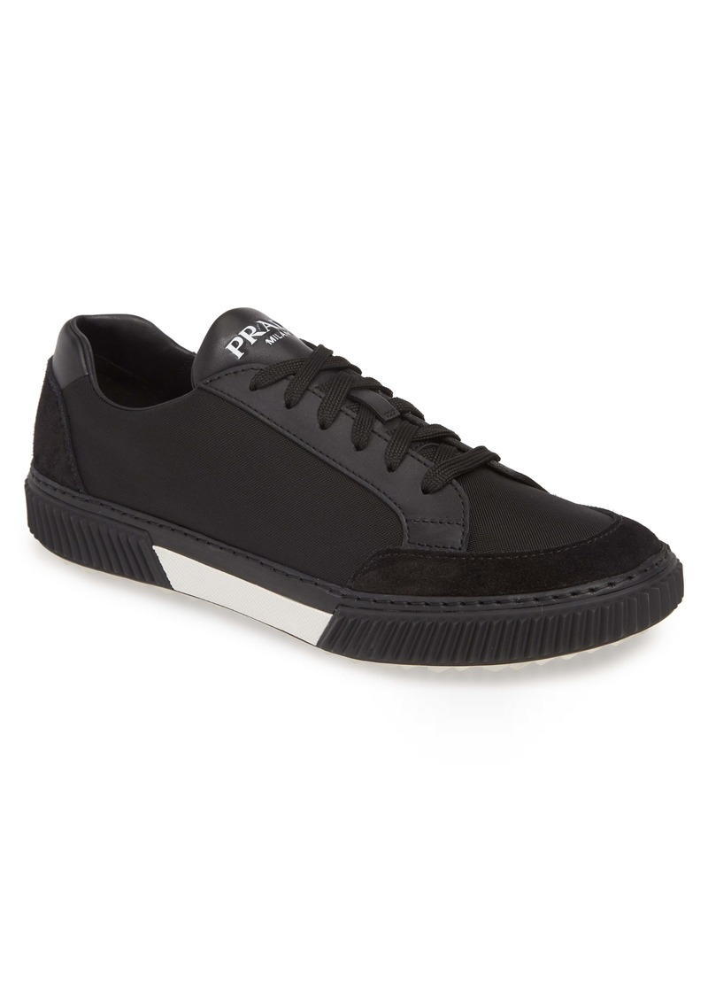 Prada Stratus Low Top Sneaker (Men)