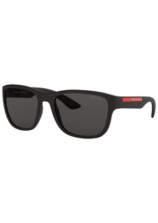 Prada Linea Rossa Sunglasses, Ps 01US 59