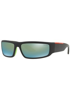 Prada Linea Rossa Sunglasses, Ps 02US 65