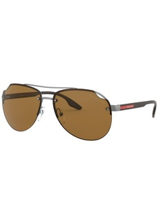 Prada Linea Rossa Sunglasses, Ps 52VS 61