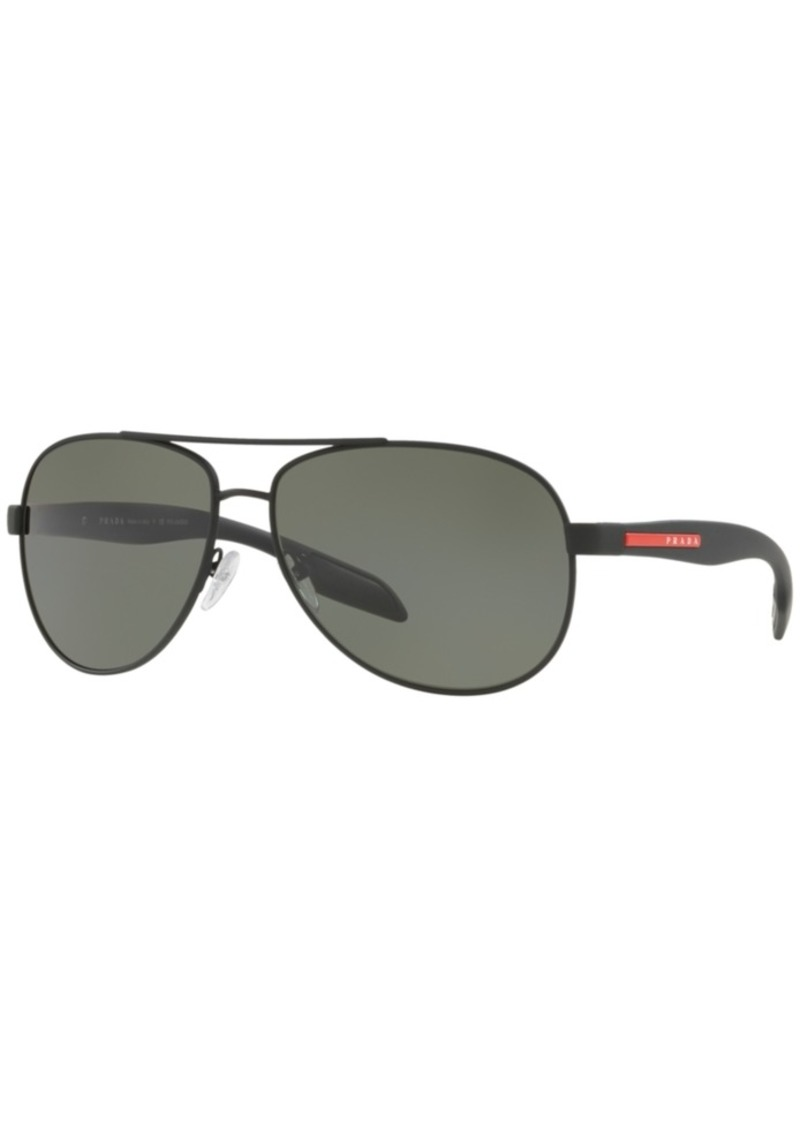 Prada Linea Rossa Sunglasses, Ps 53PS