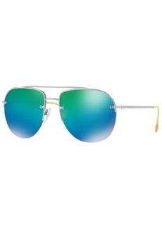 Prada Linea Rossa Sunglasses, Ps 53SS 59