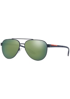 Prada Linea Rossa Sunglasses, Ps 54TS 58