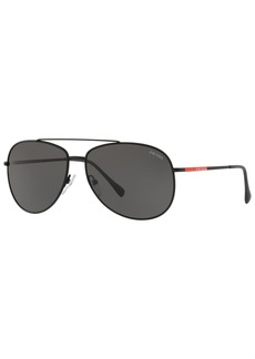 Prada Linea Rossa Sunglasses, Ps 55US 61