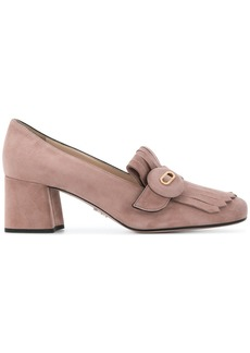 Prada loafer pumps - Pink & Purple
