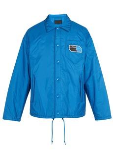 Prada Logo-embellished jacket