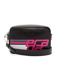 Prada Logo-print cross-body camera bag