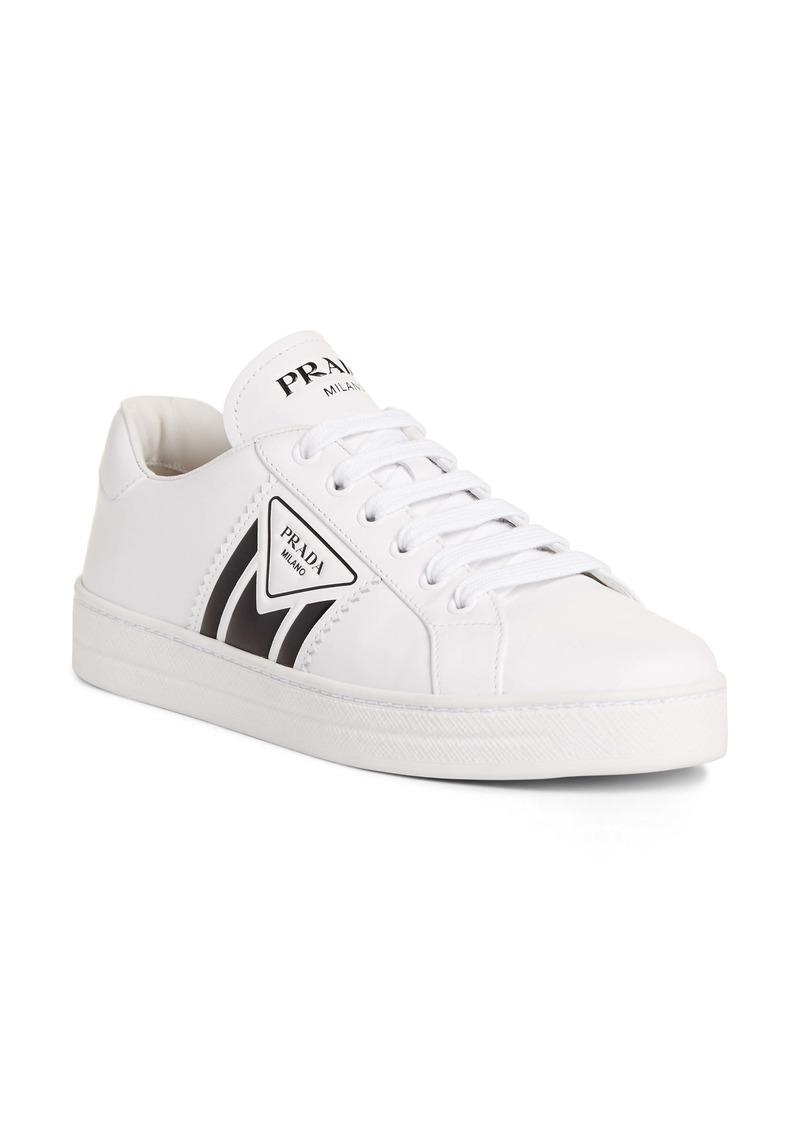 Prada Low Top Court Sneaker (Women)