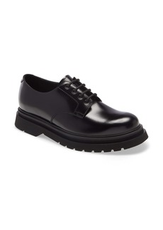 Prada Lug Sole Derby (Men)