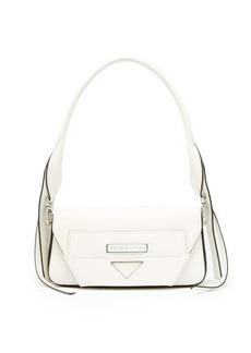 Prada Manuelle leather shoulder bag