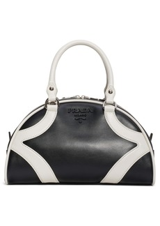 Prada Medium Leather Bowler Bag