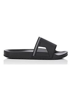 Prada Men's Rubber Slide Sandals