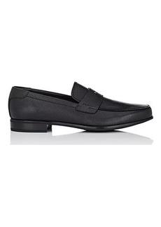 Prada Men's Saffiano Leather Penny Loafers