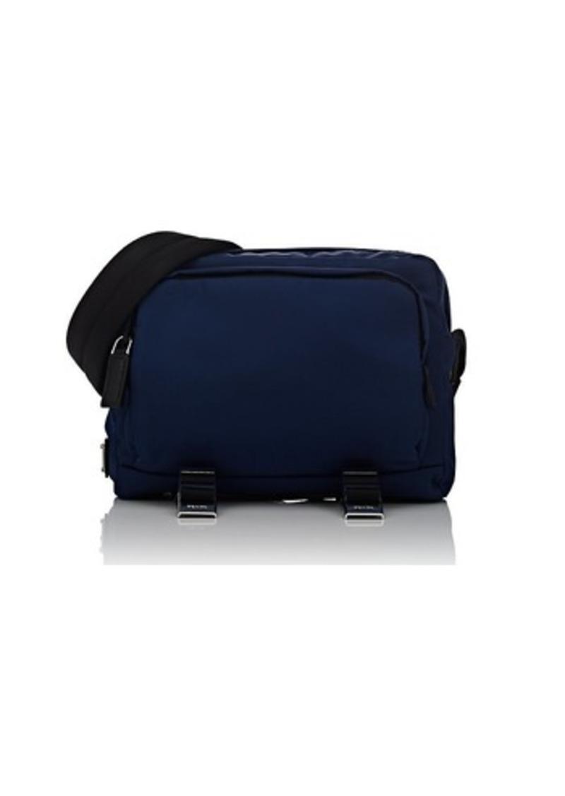 4ad3052e525f7f Prada Prada Men's Tech-Twill Shoulder Bag - Blue   Bags