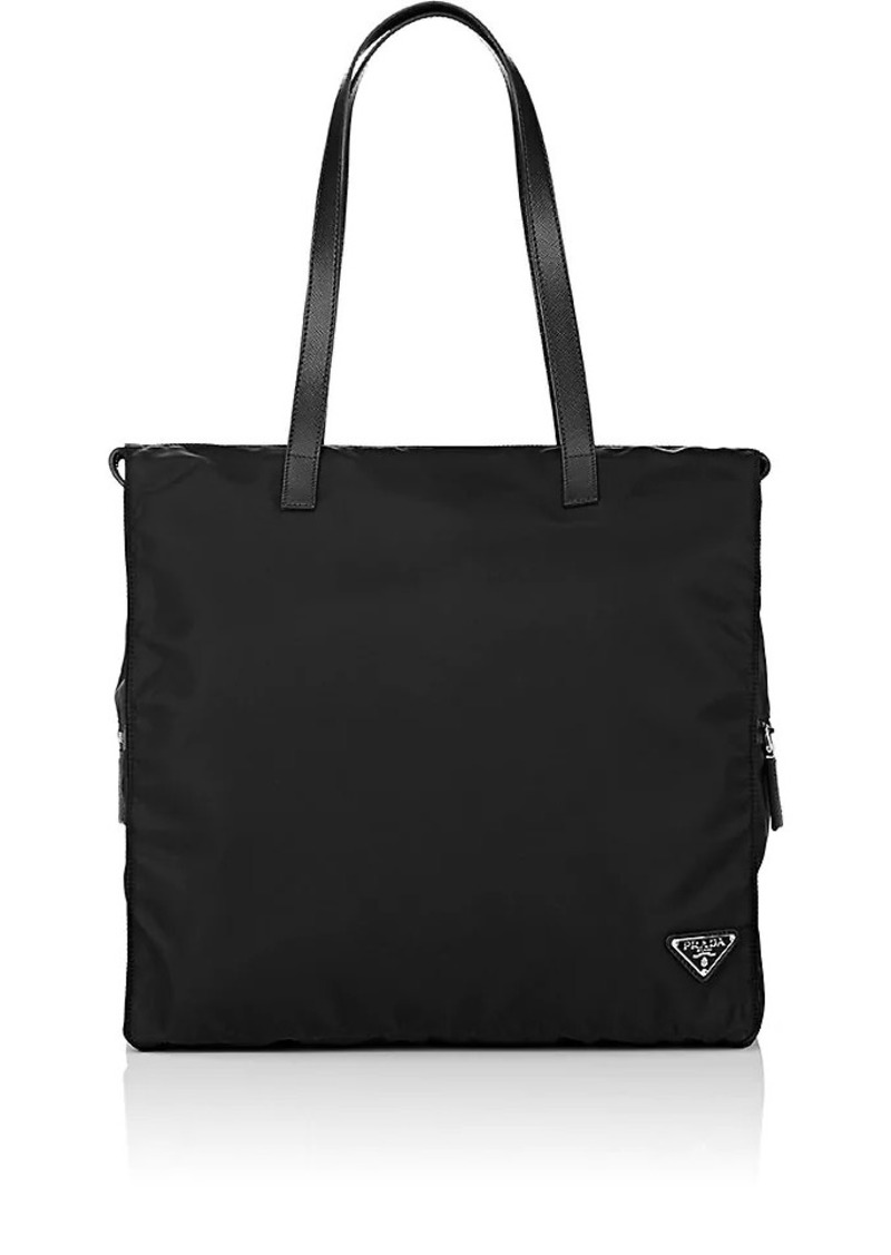 Men S Tote Bag Black Prada