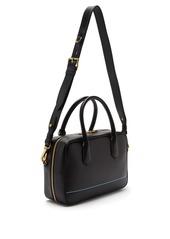 e4bb5d63bc6102 Prada Prada Mirage leather bowling bag | Handbags