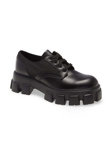 Prada Monolith Derby (Men)