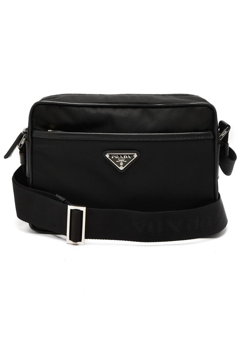 0142a3f5ea20 Prada Prada New Classic nylon camera bag | Bags