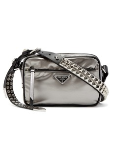 Prada New Vela nylon cross-body bag