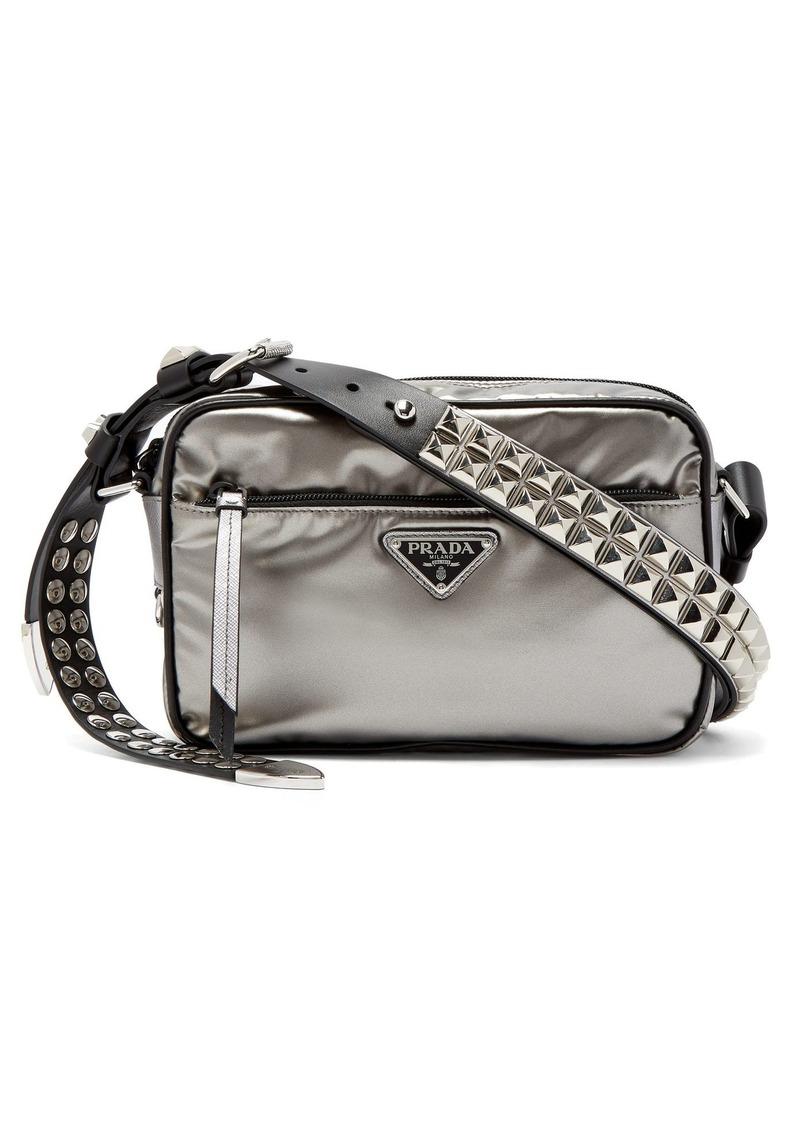 4d2c9d8842ae Prada Prada New Vela nylon cross-body bag