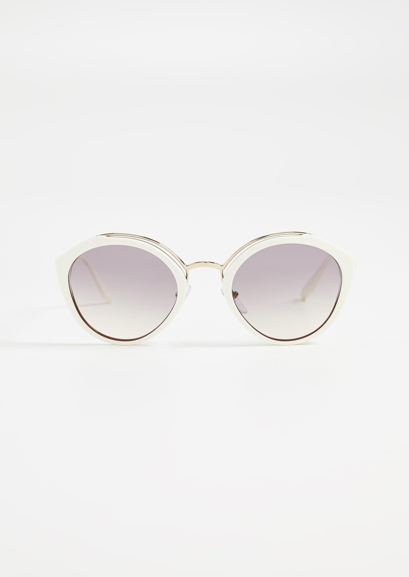 654f60ae32 Prada Prada Oval Sunglasses