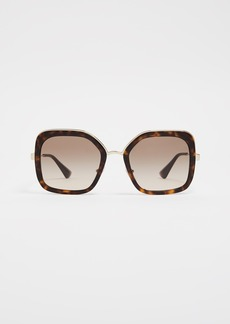 Prada Oversized Square Sunglasses