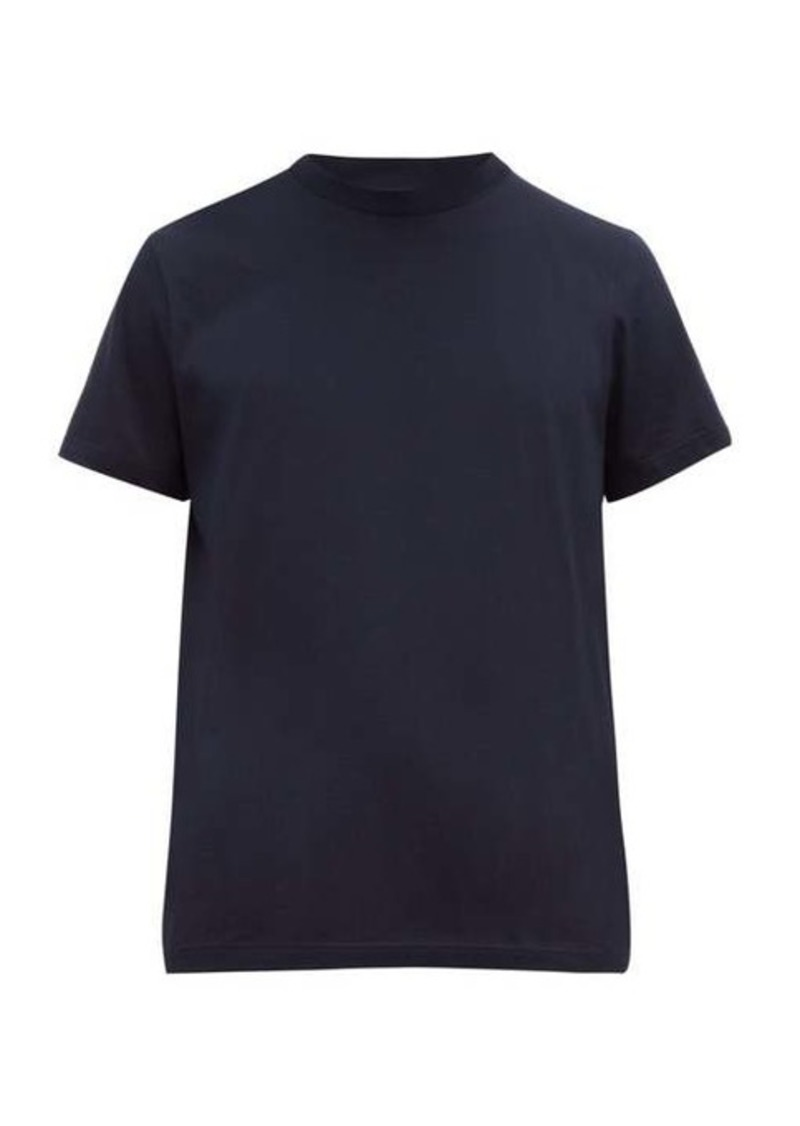 Prada Pack of three cotton-jersey T-shirts