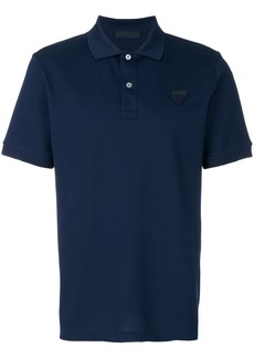 Prada piquet polo shirt