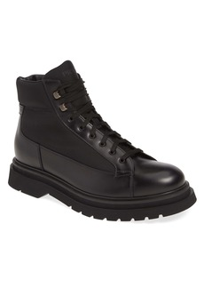 Prada Plain Toe Boot (Men)