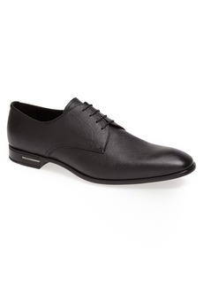 Prada Plain Toe Derby (Men)