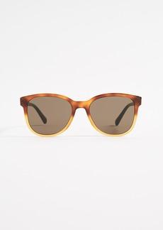 Prada Plaque Sunglasses
